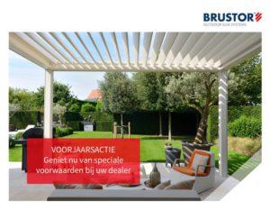 Actie outdoorliving Brustor 10%