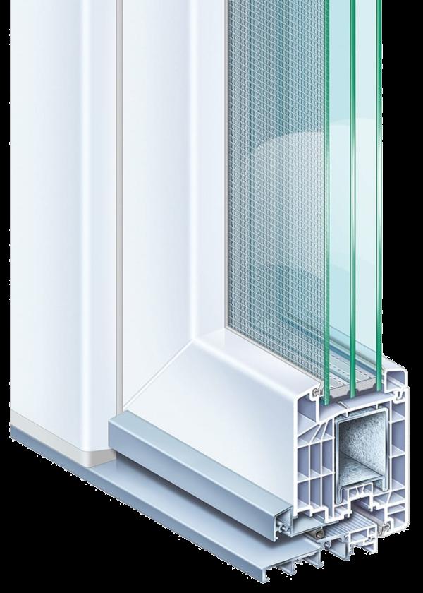 komerling-deuren PVC Deuren